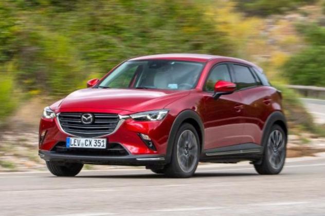 2019 Mazda CX3 Review