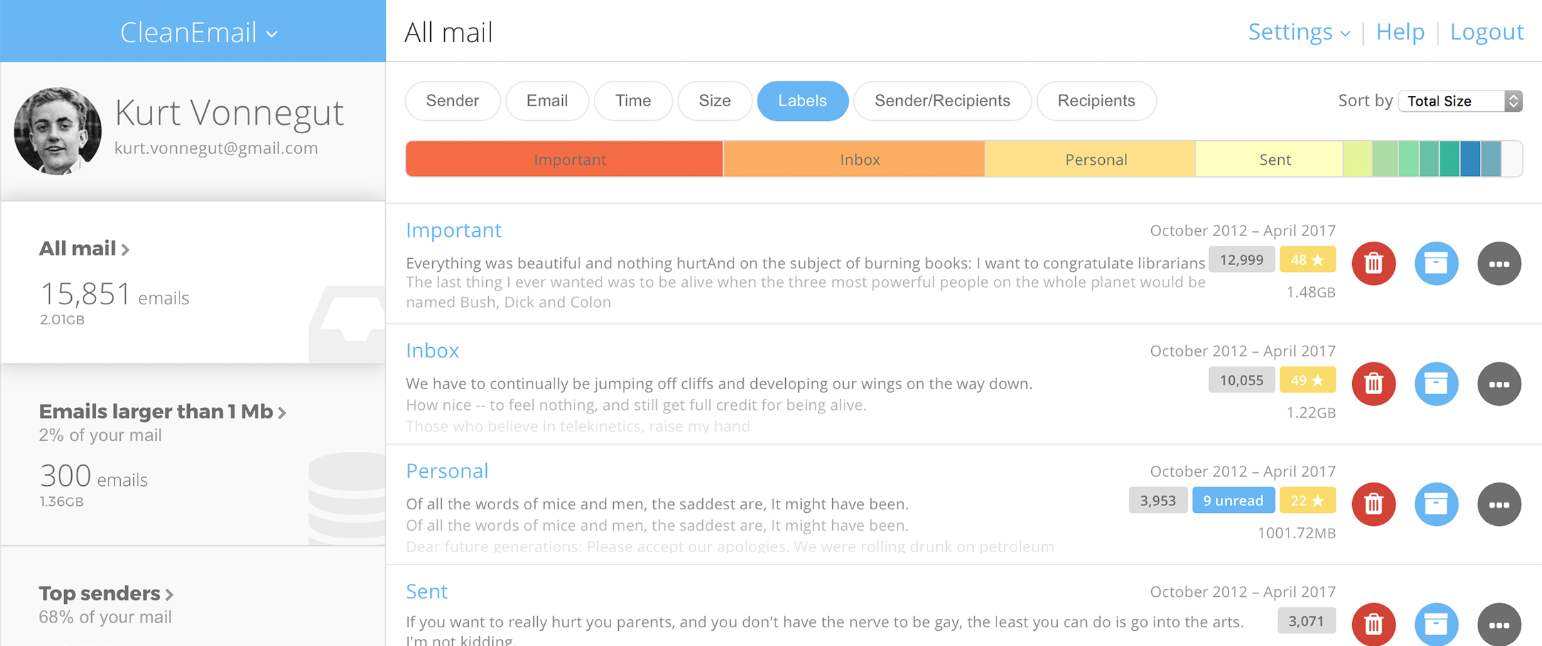 Top 3 best email management software applications