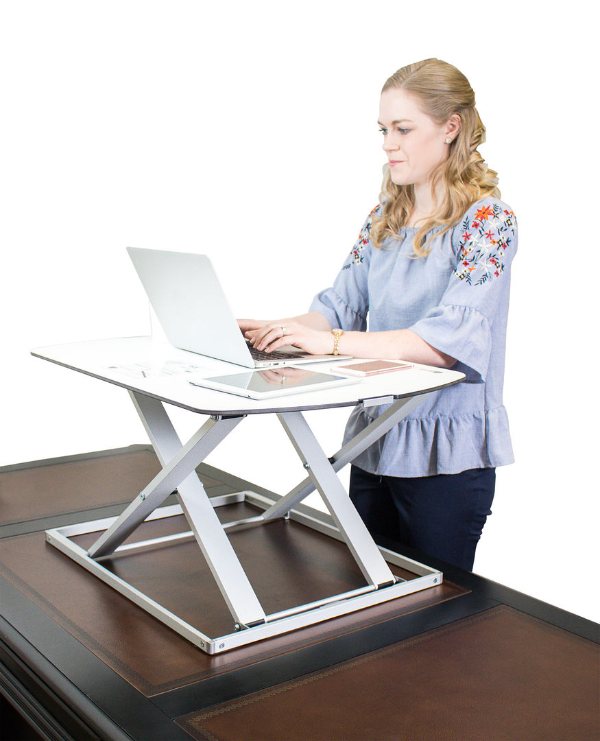 Buy Quality Ultra-Slim Compact Standing Desk Online