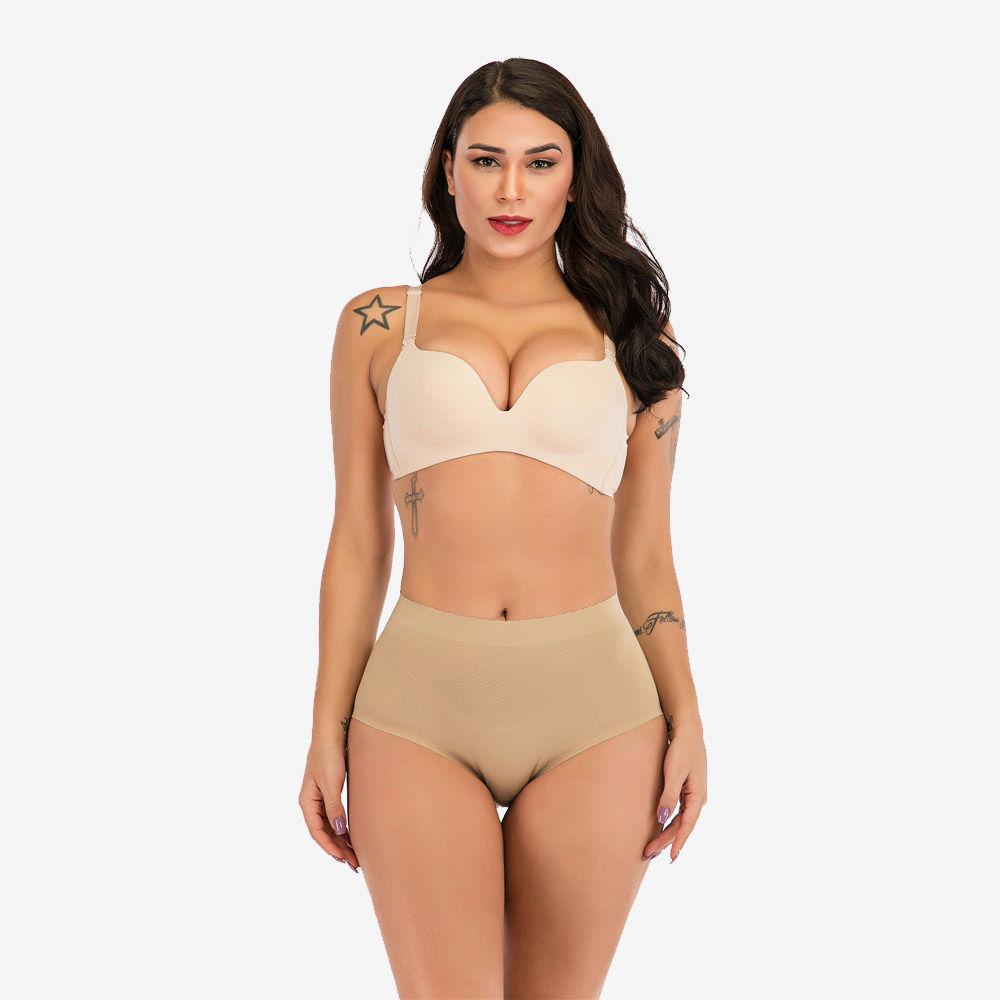 Seamless Padded Butt Enhancer Bums in Panties   Sayfutclothing