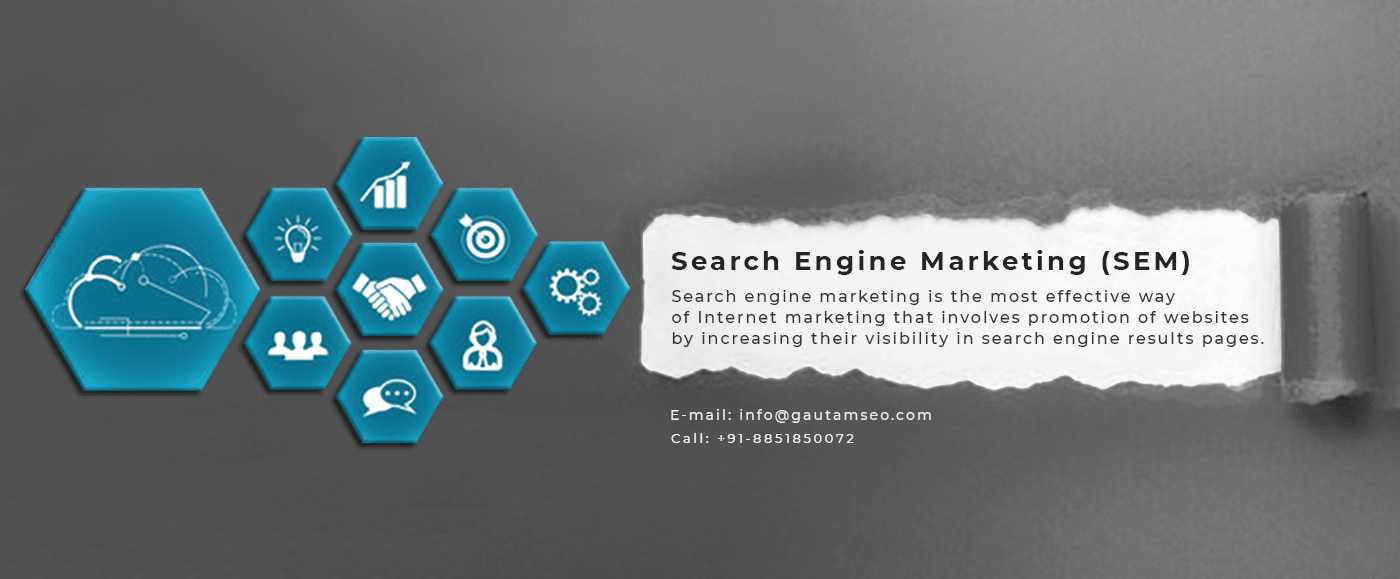 SEM | Search Engine Marketing | SEO Expert in India |