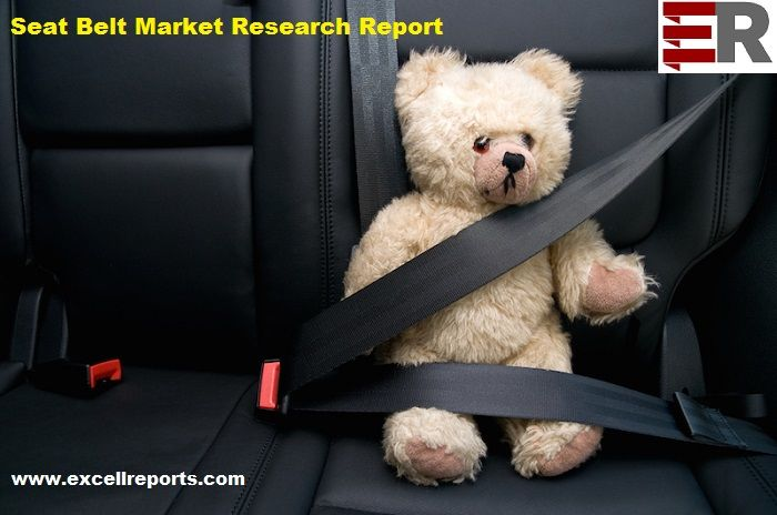 Seat Belt Market 2018 Global Share, Trend and Opportunities Forecast To 2024