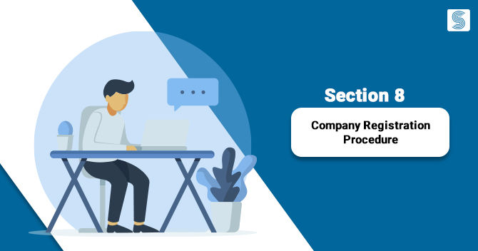 Section 8 Company Registration Online in India