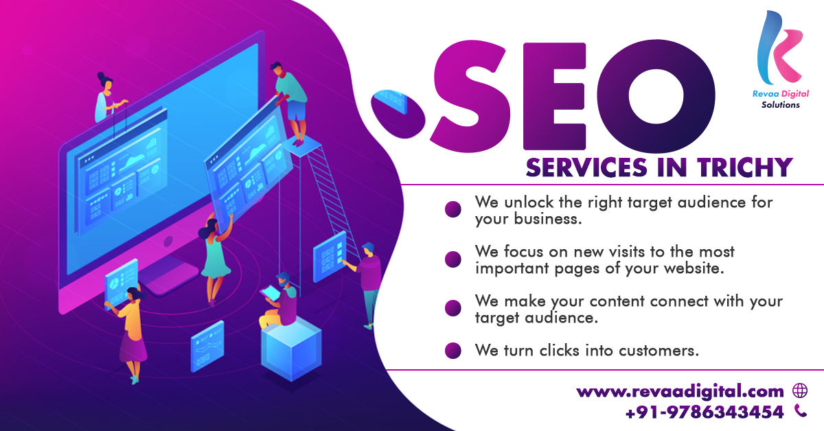 SEO Company in Trichy | SEO Services in Trichy