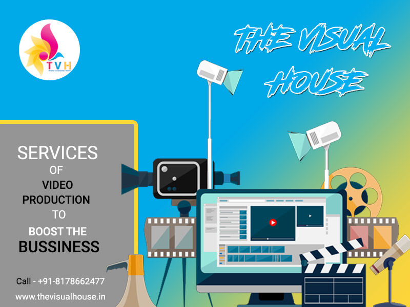 Services of Video Production to Boost the Businesses