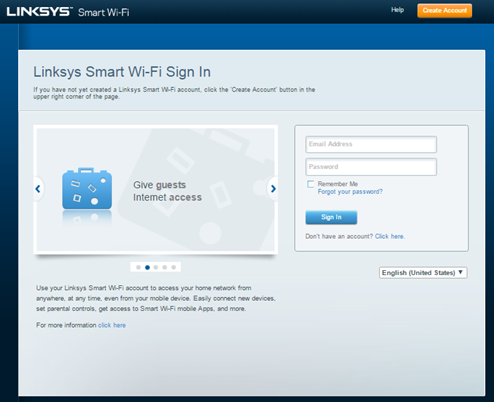 Linksys Support | Linksys Extender Setup