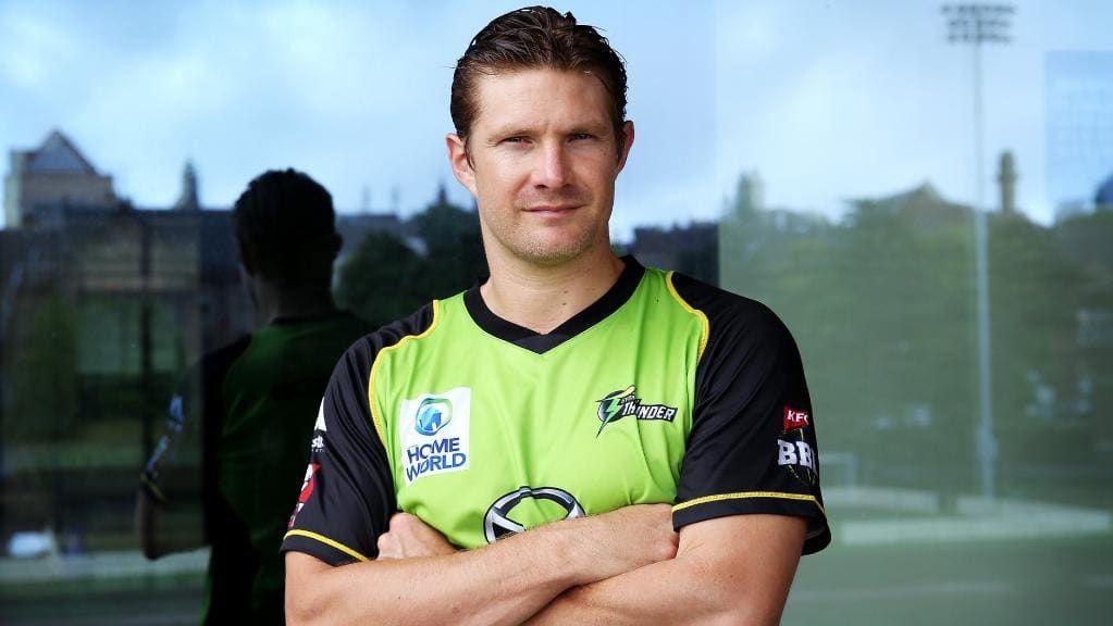 Shane Watson- New President of Australian Crickets' Association.