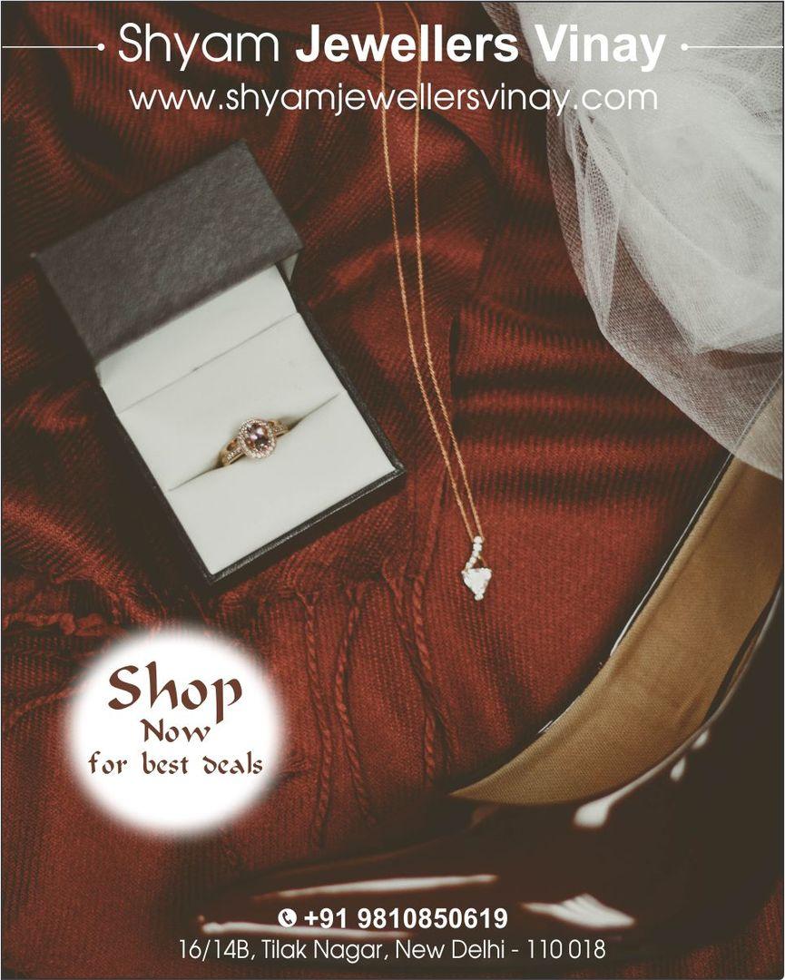 Shyam Jewellers Vinay