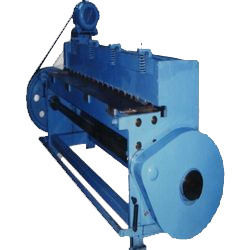 Shearing Machine, Barrel Plant Machinery Manufacturer and Export Ahmedabad - R P Industries