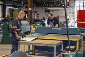 Sheet Metal Fabrication Florence, SC - D & L INC South Carolina