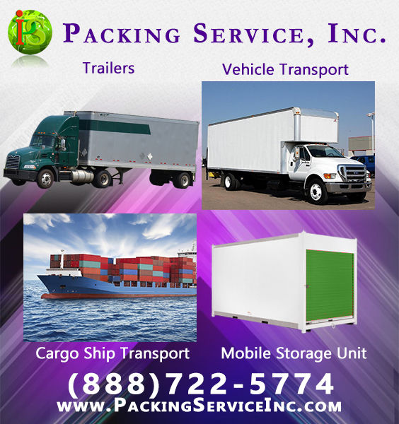 Shipping Service | Shipping Company | Furniture - Box Delivery