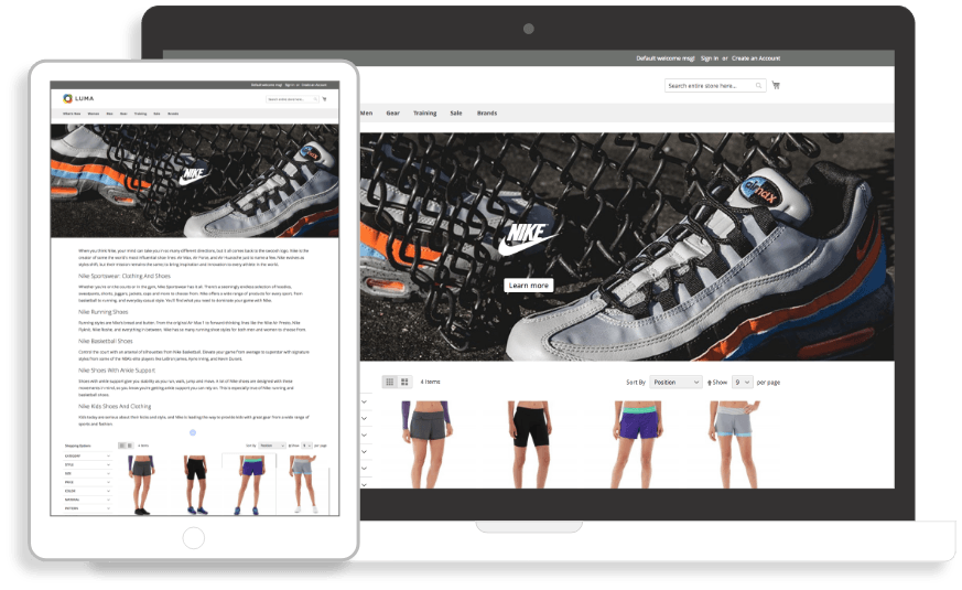 Magento 2 Shop by Brand - Let the Brands sell | Magenest
