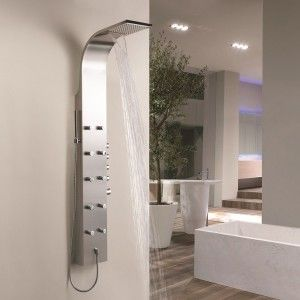 HOW TO INSTALL A SHOWER PANEL