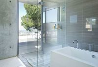 Types Of Glass Shower Doors And Different Types Of Glass