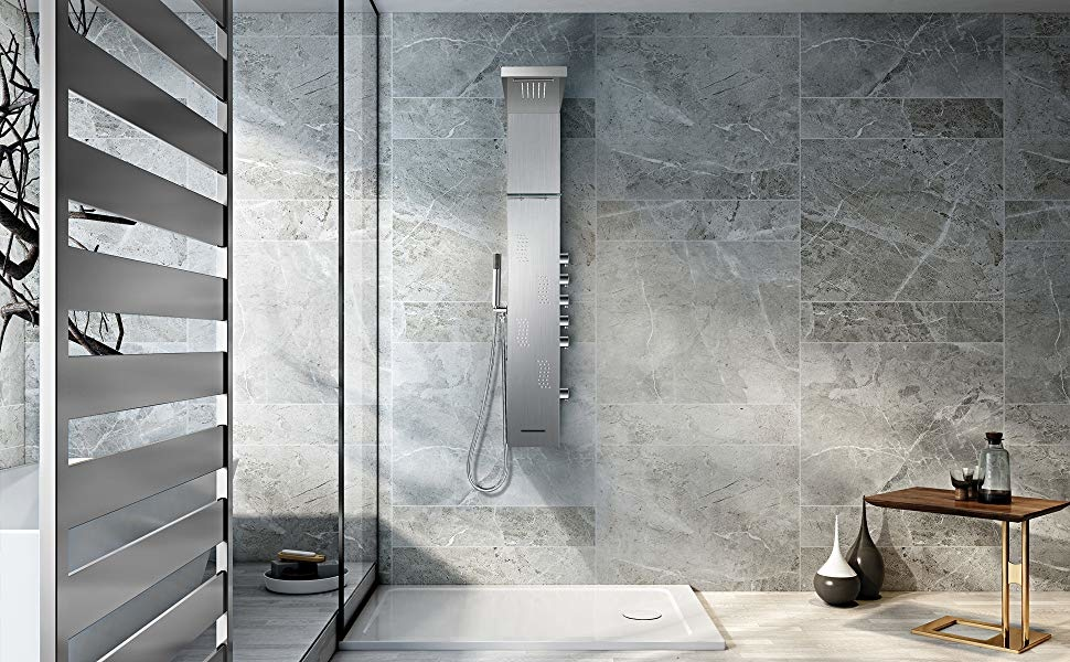 How to Purchase Good Shower Panels: a Manageable Guide