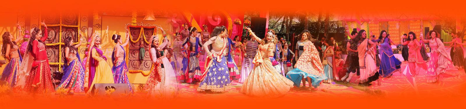 Best Wedding Entertainment Services & Shows in Delhi India DanceSmith