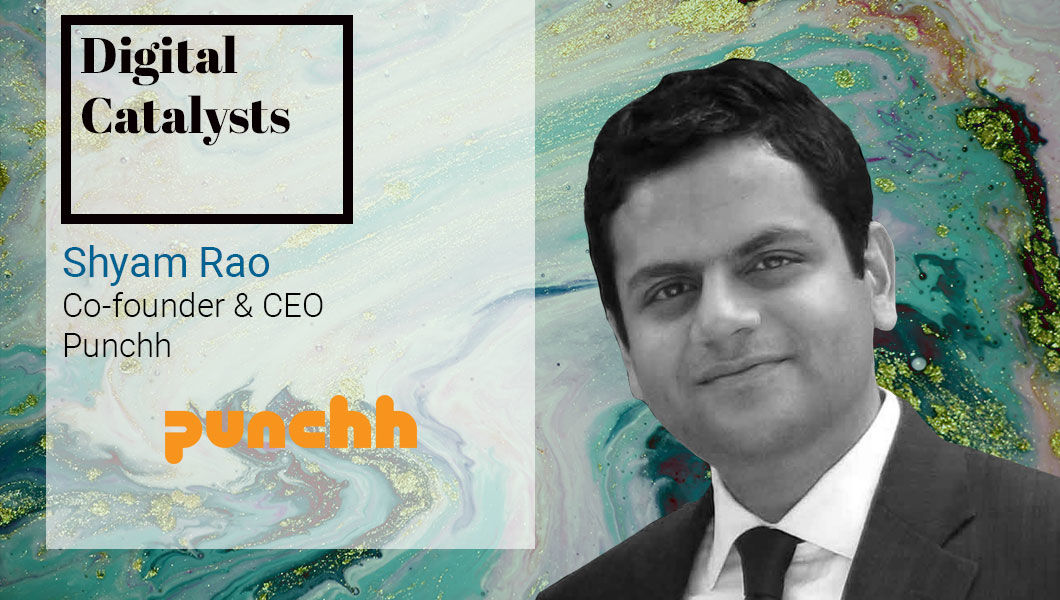 Interview with Shyam Rao, Co-founder & CEO at Punchh - The Digital Enterprise