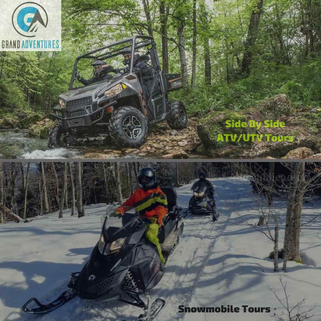 Colorado Snowmobiling | Off Road Adventure at Grandadventures