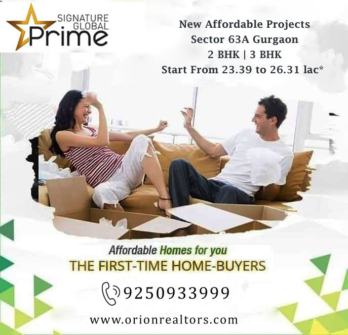 Signature Global Prime Sector 63A Gurgaon