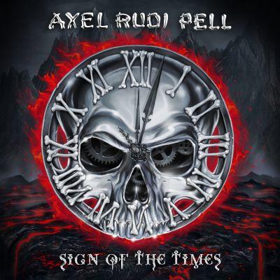 Sign of times lyrics, tracklist and info - Axel Rudi Pell album