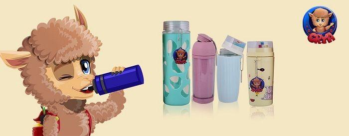 Sipper Bottle for Baby, Online water Bottle for Kids | Crya.in
