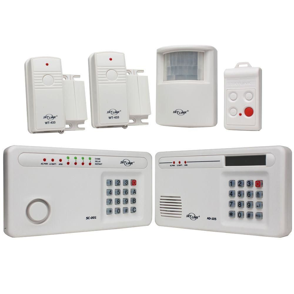 myreviewshow - Wireless Security Alarm Unit Helps Protect You Anywhere!