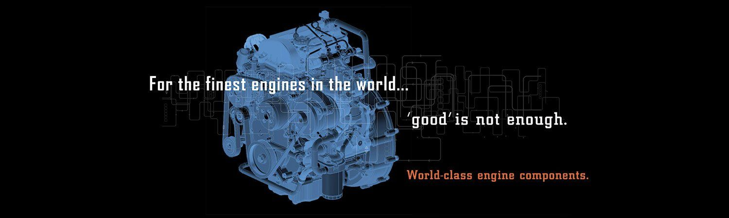 Engine Components Manufacturers in India | Cooper Corp