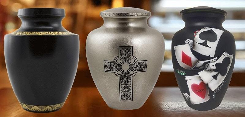 Get the best Metal urns in products with us – Miracle Metals Handicrafts