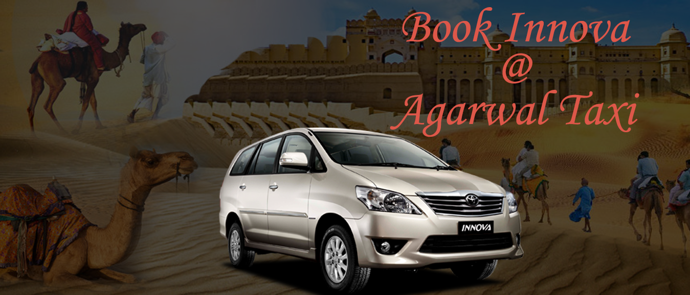 Private taxi in jaipur