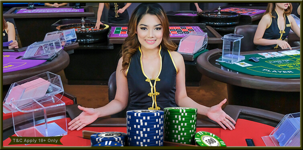 Online Casino Games with Best Chances of Attractive