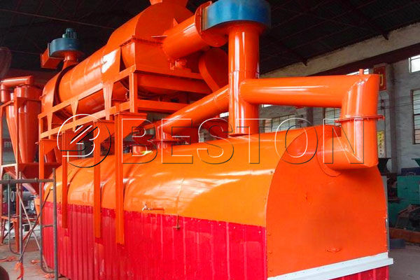 Industrial Sewage Sludge Treatment Plant - Sludge to Energy