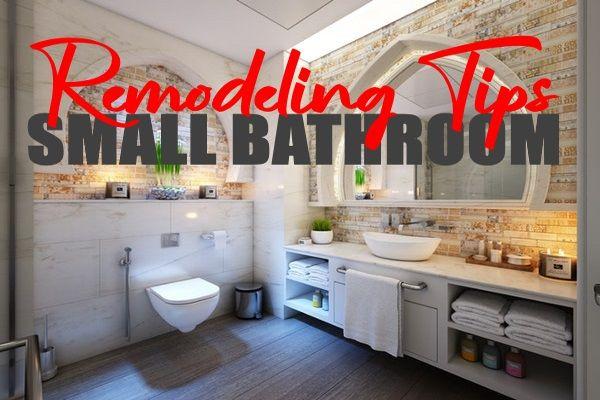 Small Bathroom Remodeling: Top 10 Secrets Revealed