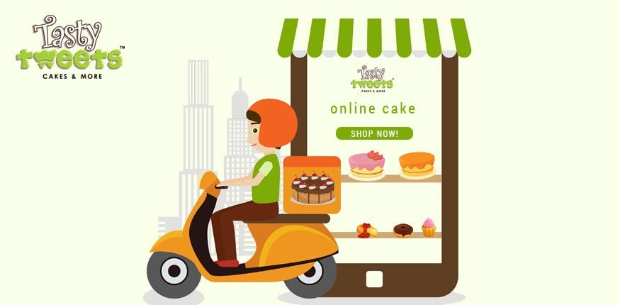 Online Cake Service Vs. Local Bakers!
