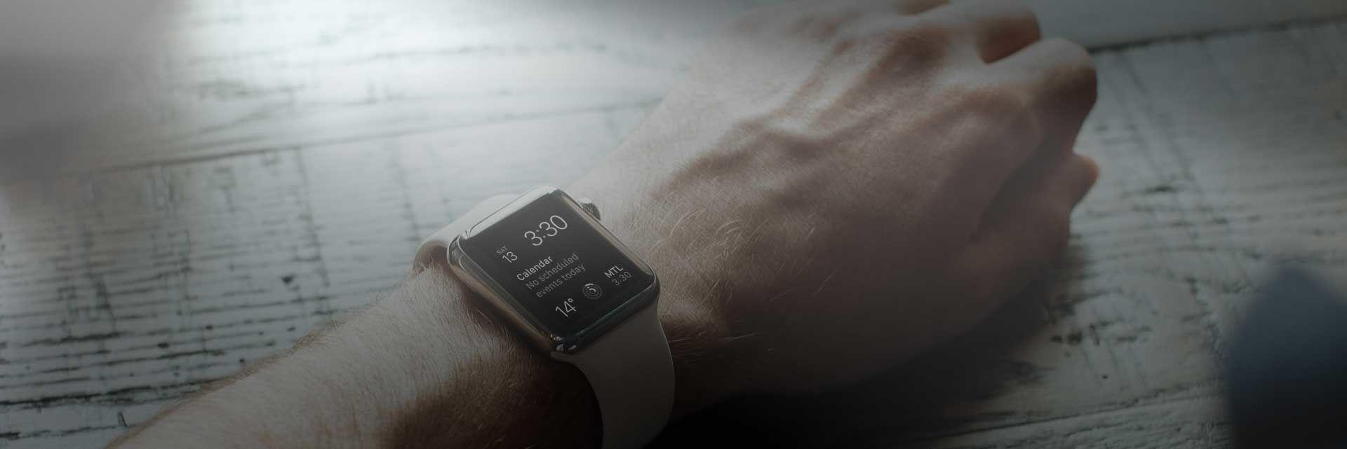 Wearable app development company   hire wearable app developer