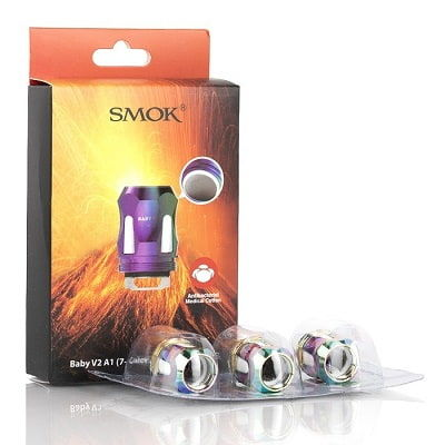Smok V2 A1 Coils 3-Pack - Wholesale Vapor Supplies   USA Vape Distributor