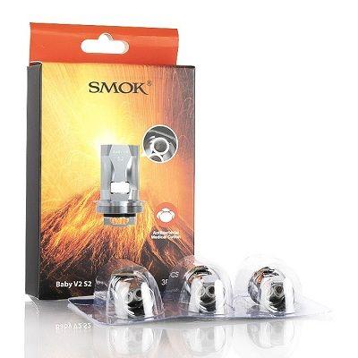 SMOK Baby V2 S2 Coils 3-Pack - Wholesale Vapor Supplies   USA Vape Distributor