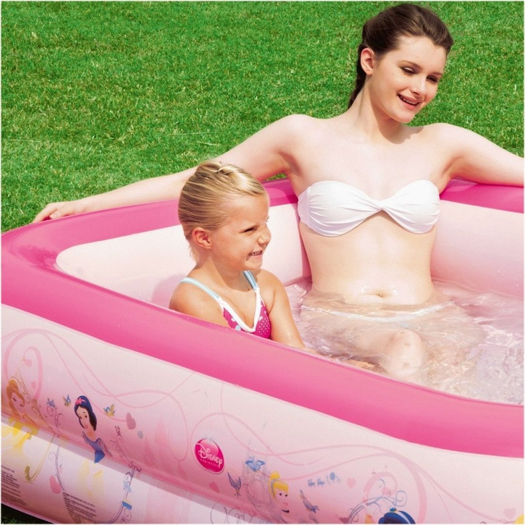 10 Creative Ways to Set Up an Inflatable Kids' Pool | Outbaxcamping