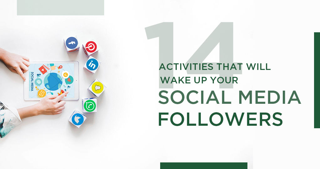 14 Friendly Activities That Will Wake Up Your Social Media Followers (And Attract Them to Your Store)