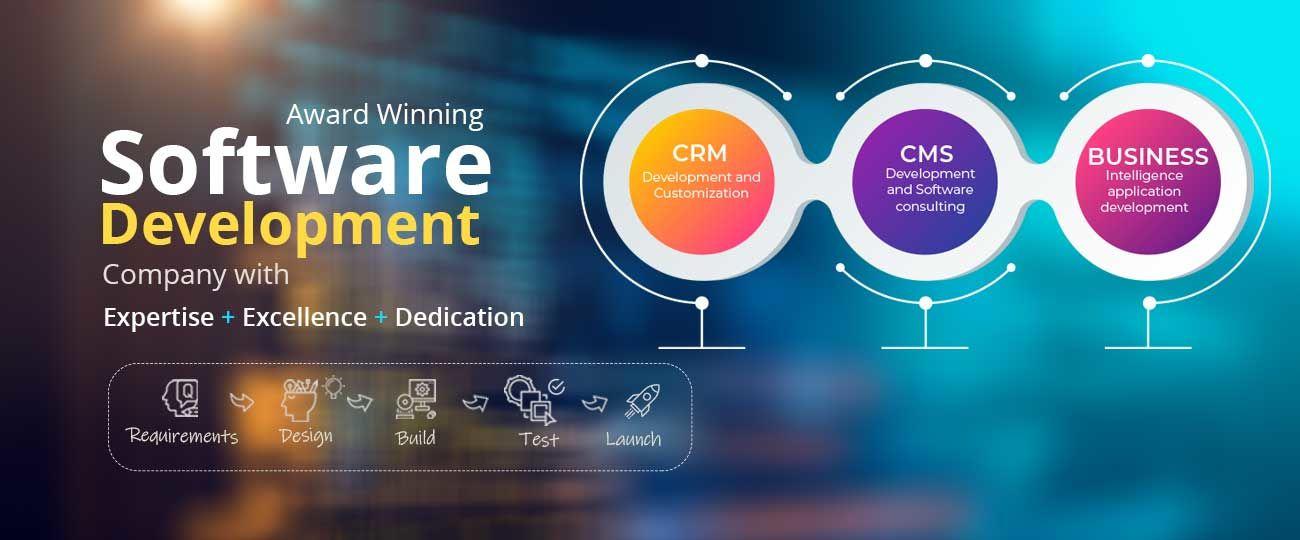 Best IT Consulting & Custom Software Development Company in Dubai, UAE
