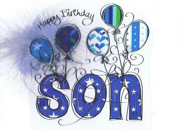 Geburtstagssprüche für Sohn – Herzliche Geburtstagswünsche