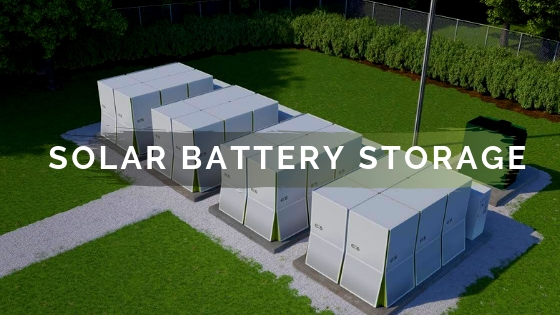 Why Solar Battery Storage is a Great Addition to Your Solar PV | Solar Energy Installation
