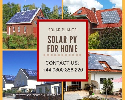 Solar PV for Home - ImgSnap.com
