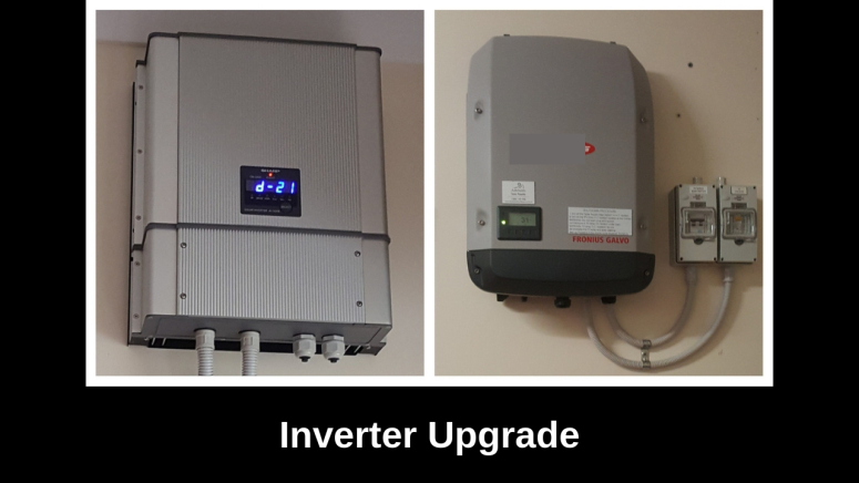 Inverter Upgrade: Why is it Important? | Solar Energy Installation