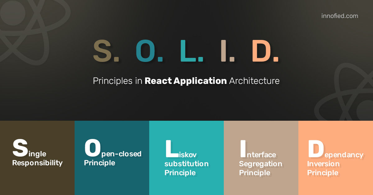 Following S.O.L.I.D - The 5 Object Oriented Principles in React Native Architecture - Innofied