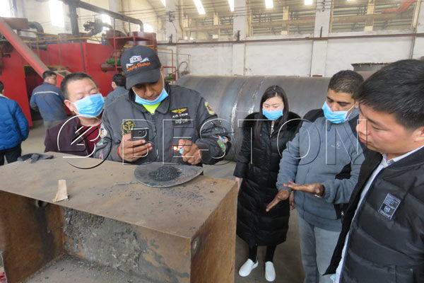 Straw Charcoal Plant - Straw to Charcoal Carbonization Machine