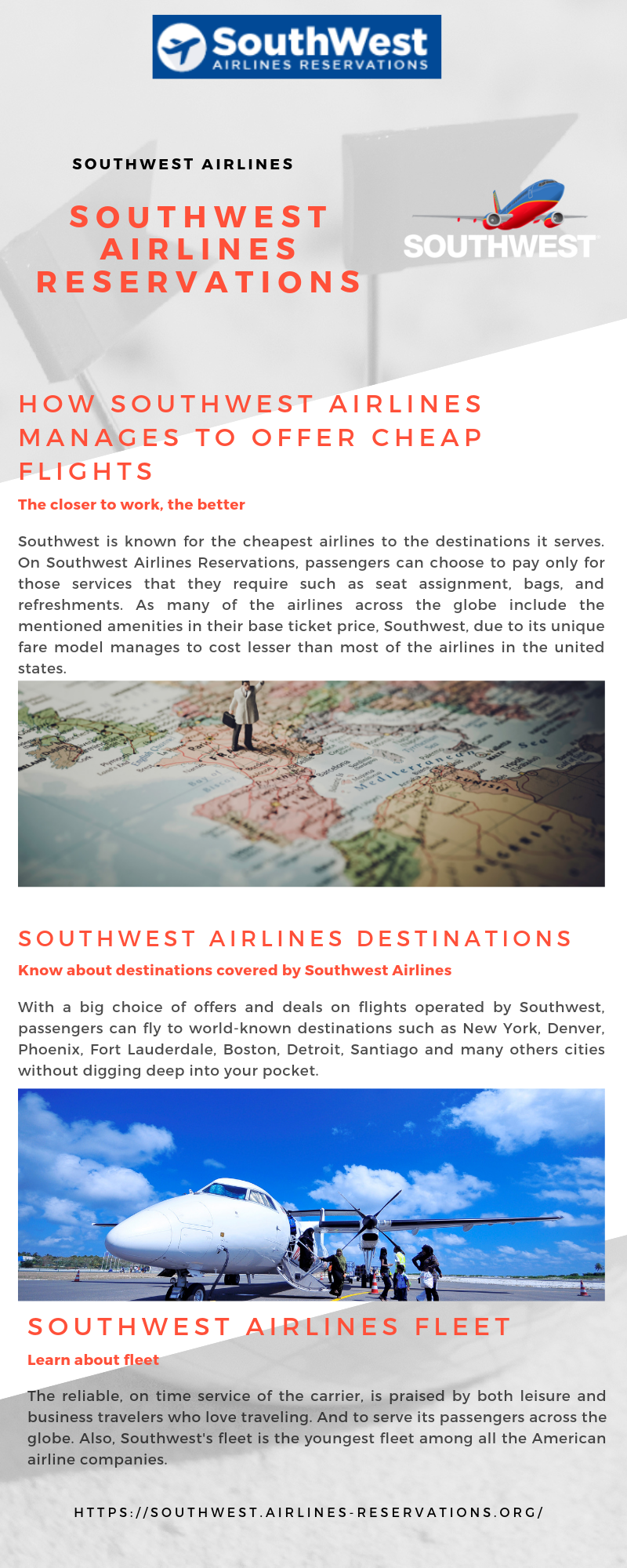 How Southwest Airlines to manage to offer cheap flights?