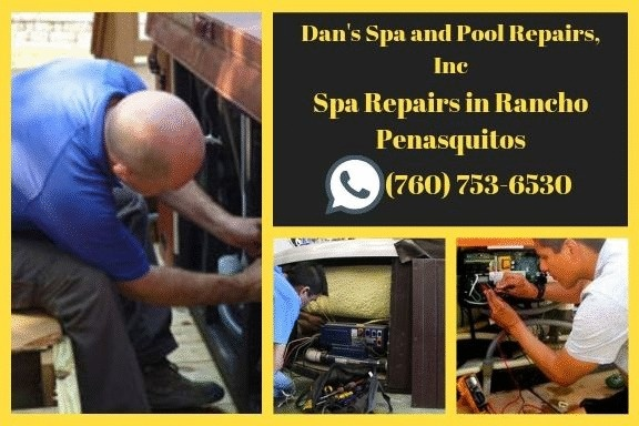 Spa Repairs in Rancho Penasquitos