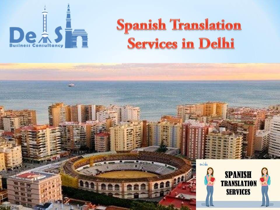 Spanish Translation Agency in Delhi - 9999933921