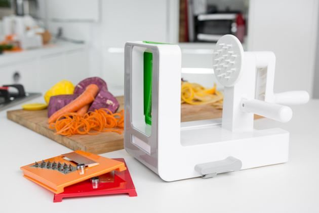 Heatbud | My Zone - What Is A Spiral Vegetable Slicer?