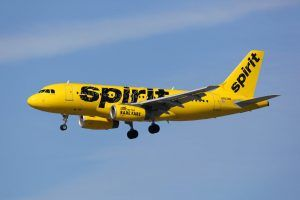 Spirit Airlines Reservations +1-844-401-9140 Phone Number